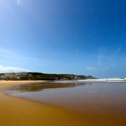 Cercando le onde in Portogallo