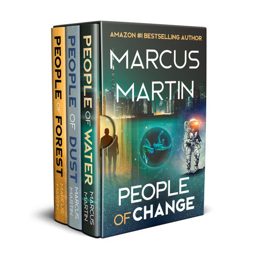 People of Change trilogy