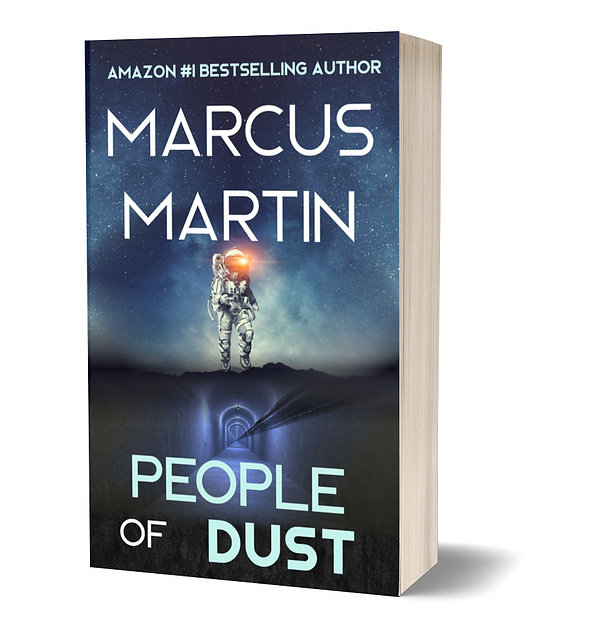 People of Dust - book cover