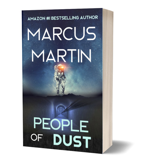People of Dust by Marcus Martin