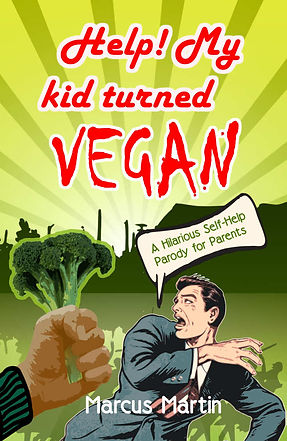Help my Kid Turned Vegan cover v1_6 veTi