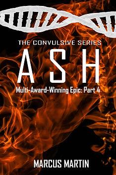 Book artwork ash convulsive part 4 marcus martin