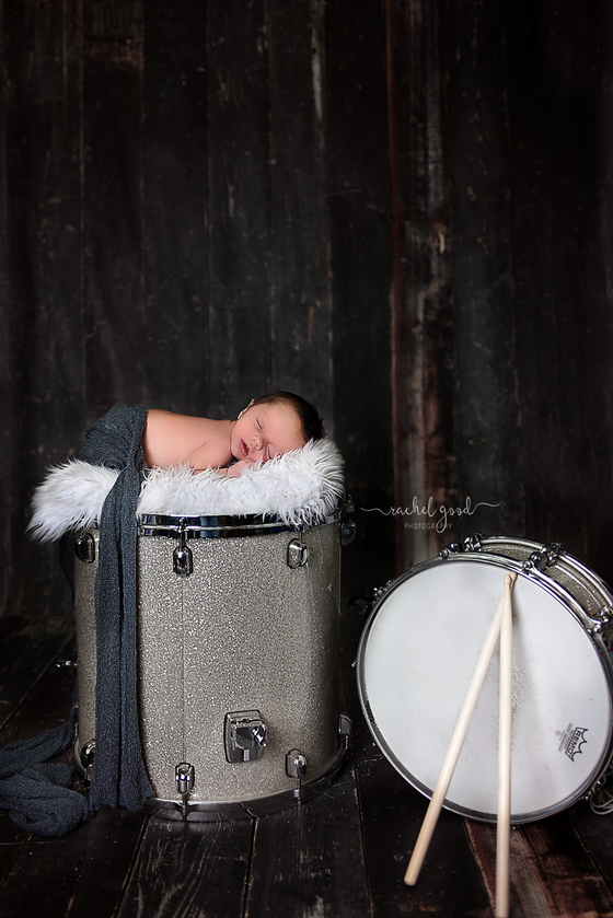 Welcoming Austin. Short & Sweet newborn session