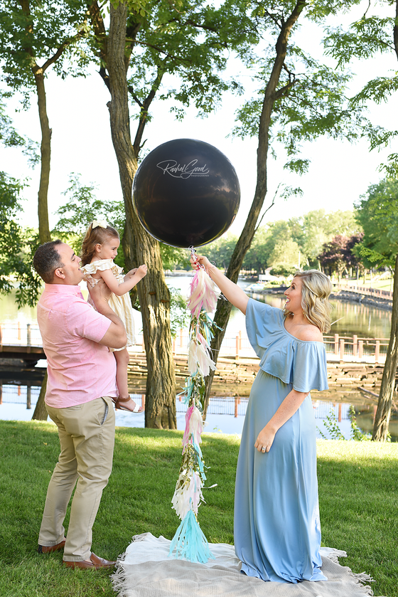 It's a ..... {Gender Reveal Shoot}