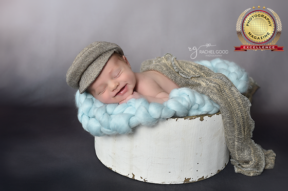 Stadnik Goodness Newborn Session | Cleveland, OH photographer