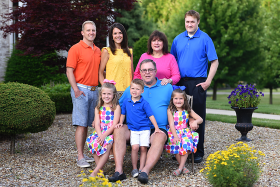 The Nosal-Willis Family Annual Photoshoot. Hinckley, OH