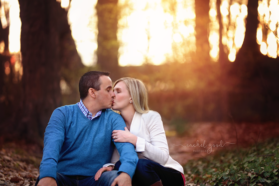 Olmsted Falls Engagement Photography | Kristin & Kevin.