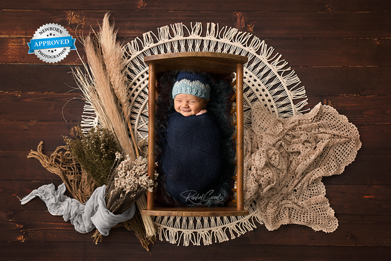 Welcoming Anthony. Cleveland Newborn Photographer