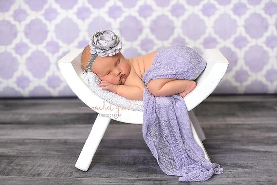 Vivian's instudio newborn session.