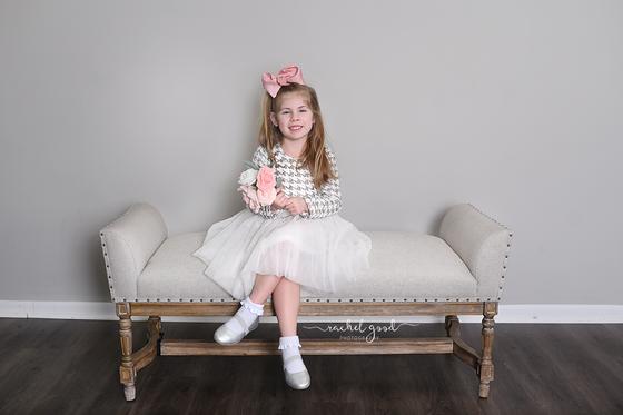 Alexis turns 4 | Milestone session, Avon Photographer
