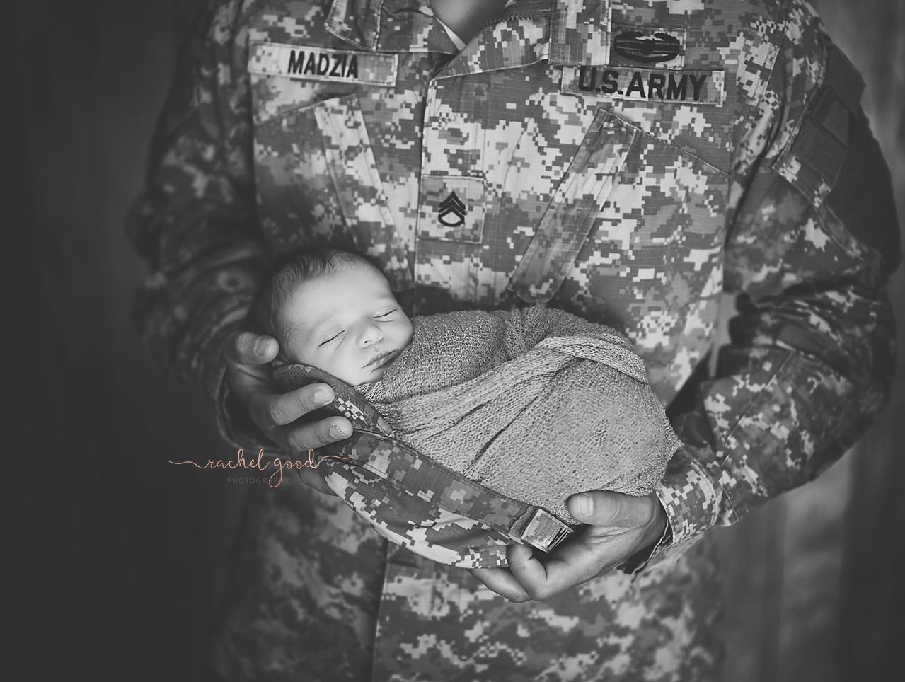 army newborn