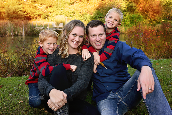 Doylstown Family Photographer   the Funk Family Session