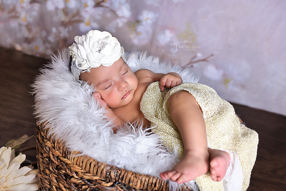 Sophie. 3 months new. Short n Sweet Newborn session