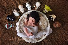 starwars newborn photos