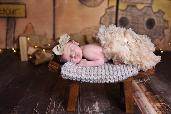 Goodness newborn session. Berea, OH newborn photographer { welcoming Miss G }