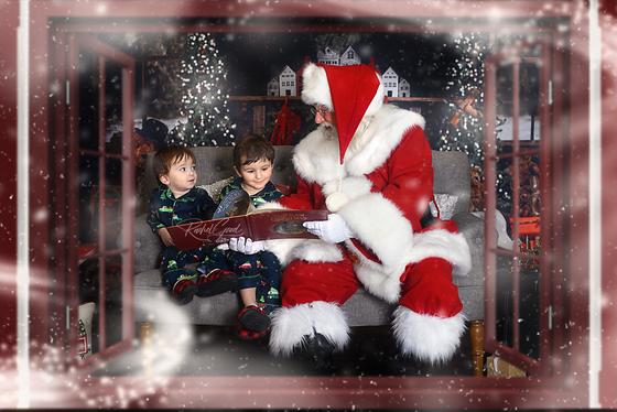 Santa Minis. Round 2.