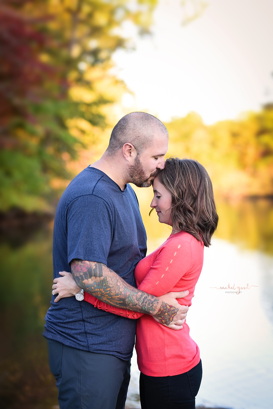 Anniversary Session with Matt & Amy | Coe Lake, OH