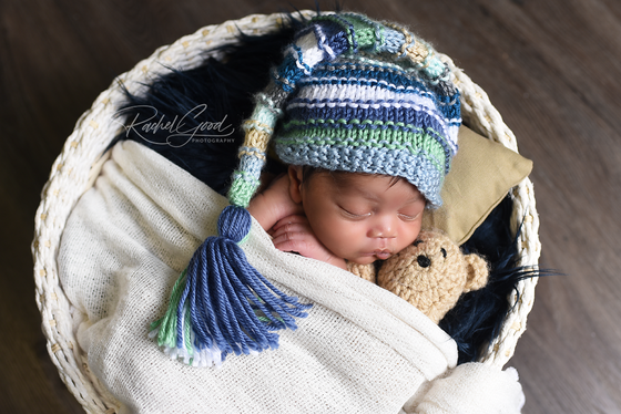 Aiden. Short & Sweet newborn session.