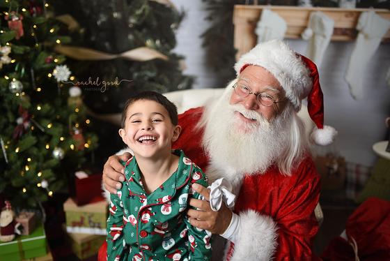Santa minis. round1