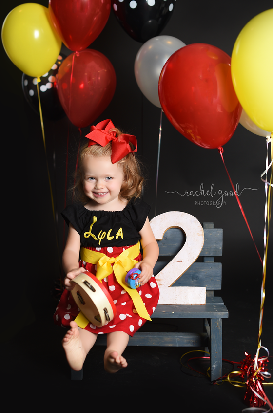 Lyla turns TWO. Berea, OH photographer
