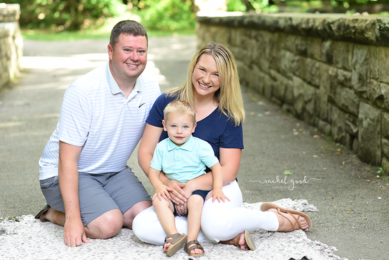 Trafis Family, Olmsted Falls Family Session