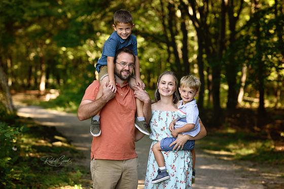 the Gulich family | Coe Lake, Berea