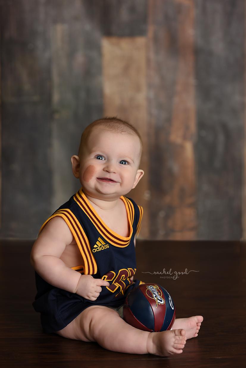 cleveland cavs baby photos