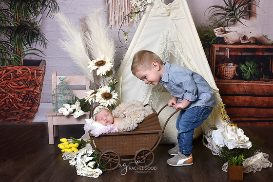 Rocky River Newborn session with Avery | 2 weeks new