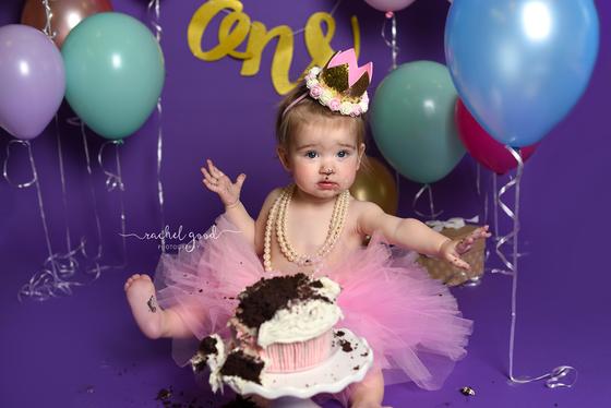 Lana's Celebrating One.