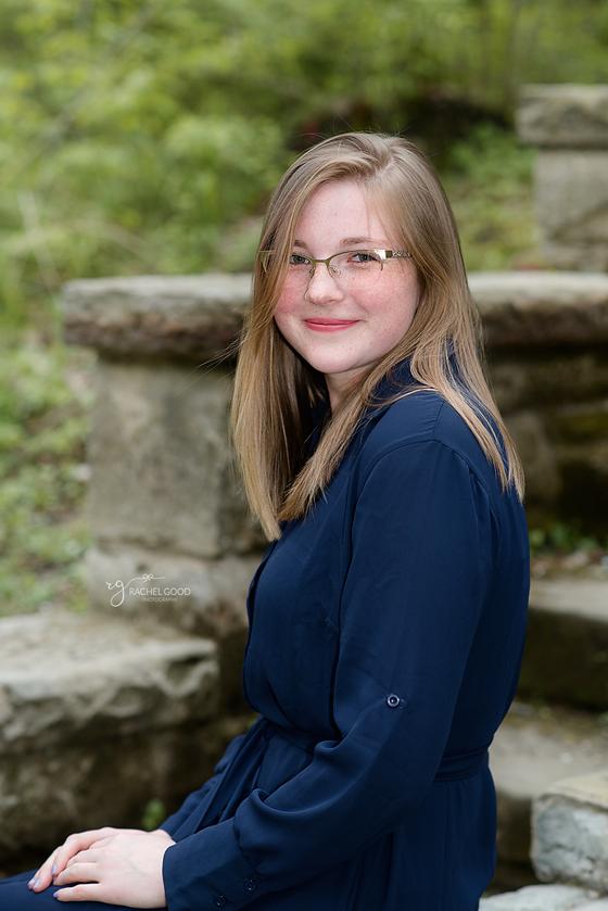 Melanie - Class of 2021 | Strongsville Senior Photoshoot