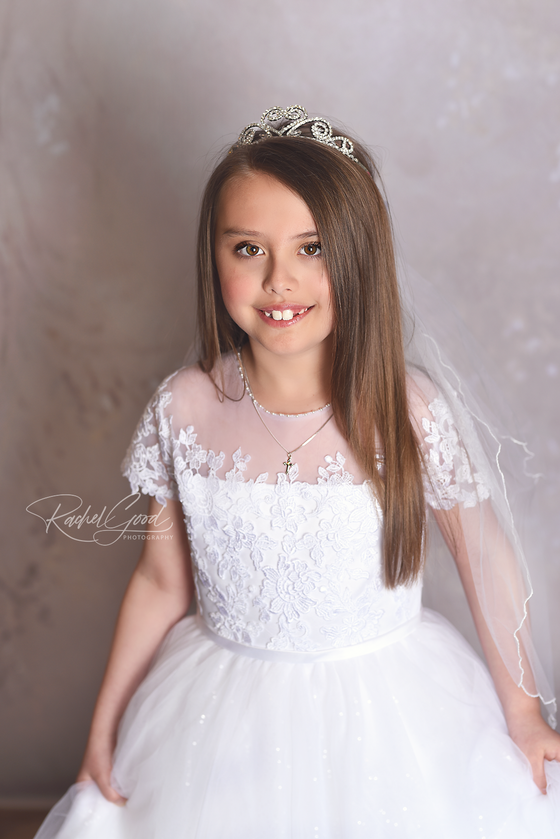 First Communion Session. Cleveland, OH photographer