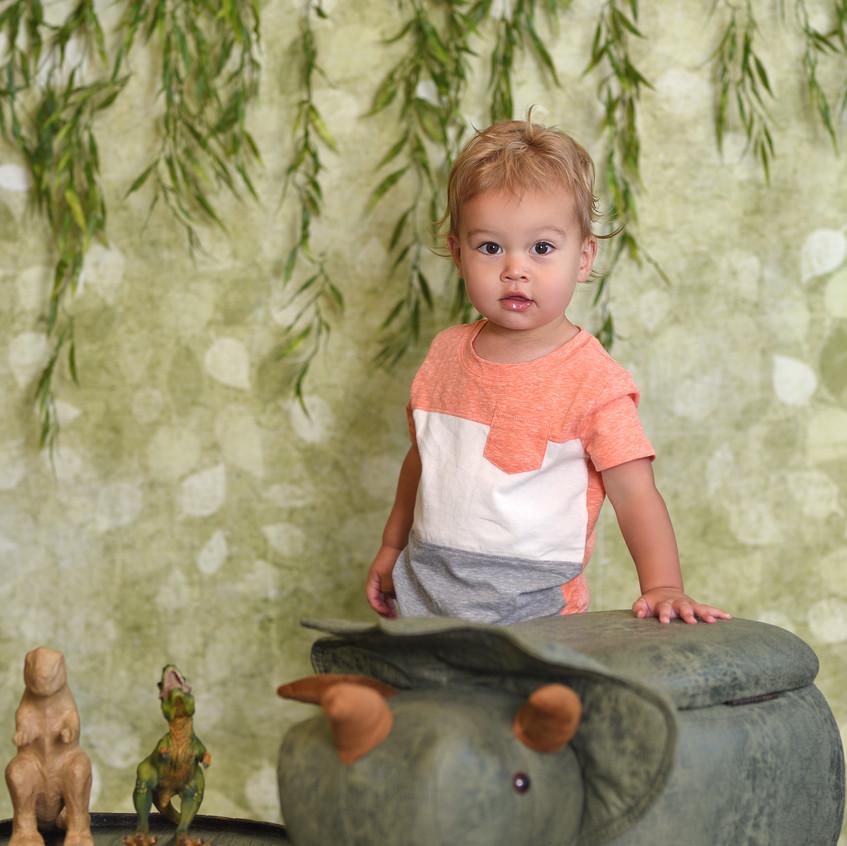 18 months studio poses