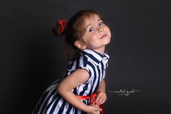 Remi turns 3! Medina, OH Photographer