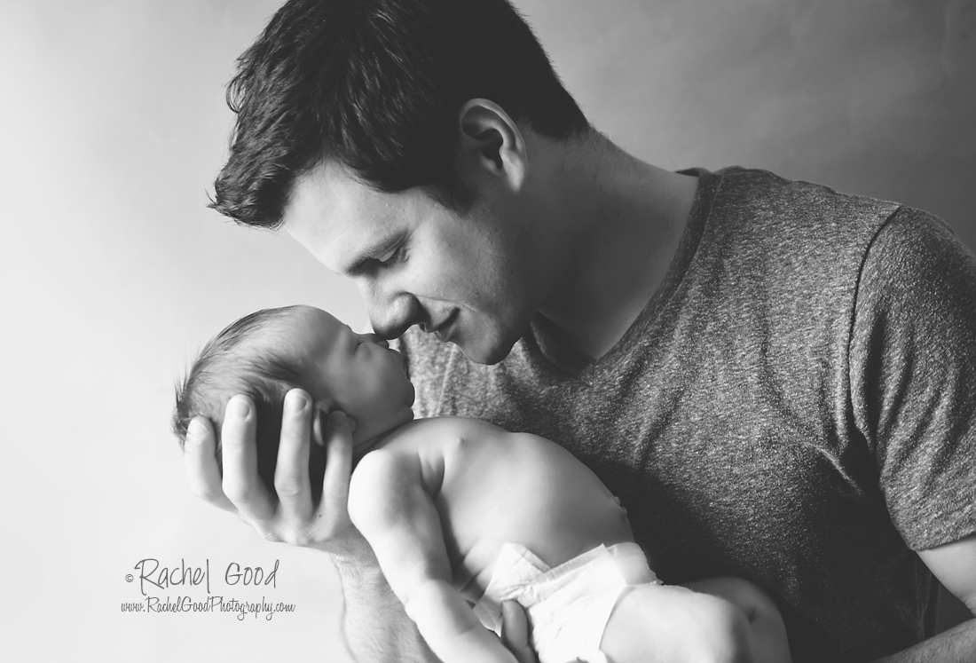 cleveland newborn photography