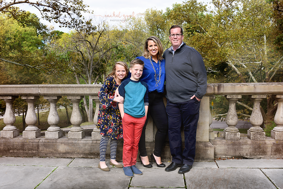 the Mahoney Family | Cleveland Cultural Gardens