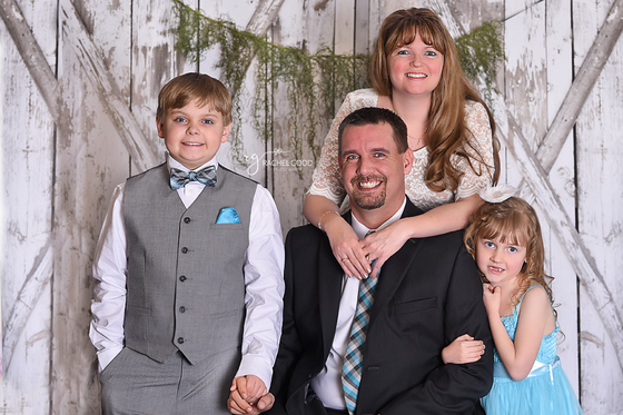 the Karakul Family. Parma Family Photographer