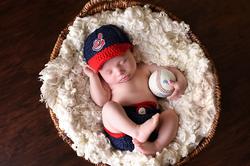 cleveland indians newborn