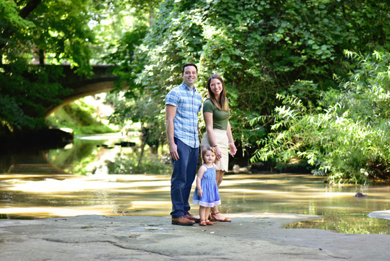 Olmsted Falls Family Mini Session
