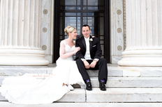 cleveland museum of art wedding photos