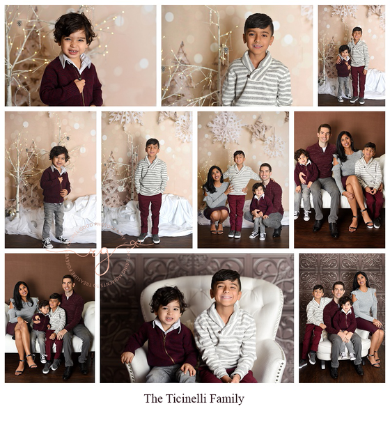 TICINELLI : JUST US FAMILY SESSION