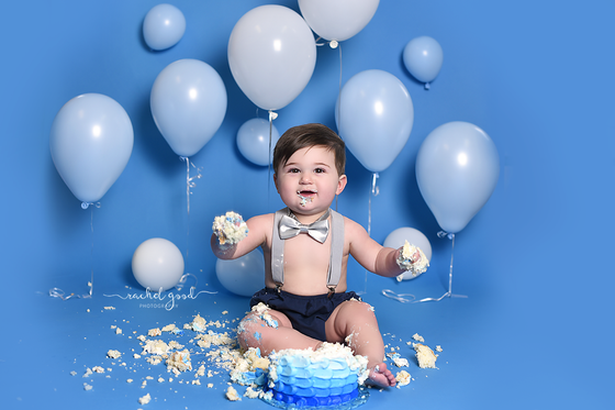 Dante's First Birthday  | Cake Smash