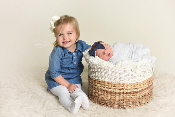 Baby M. { Goodness newborn session }