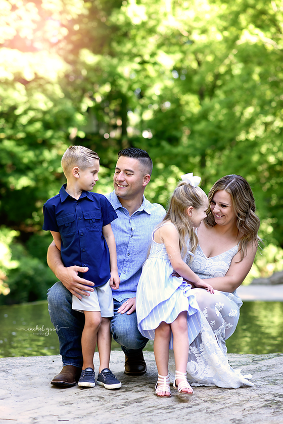 Faris Family | Olmsted Falls, OH Photographer