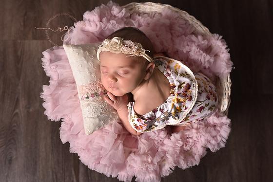Meet Gemma. Goodness Newborn Session. Westlake, OH newborn photographer