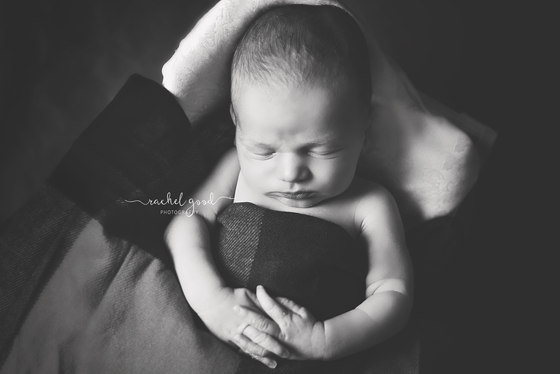 Meet Merritt. Goodness newborn session.