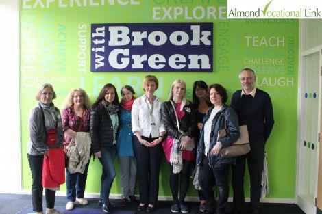 Lithuanian Teachers Visit.JPG