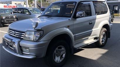 2001 Toyota Prado RX