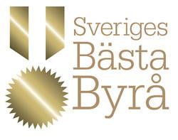 Sveriges bästa byrå