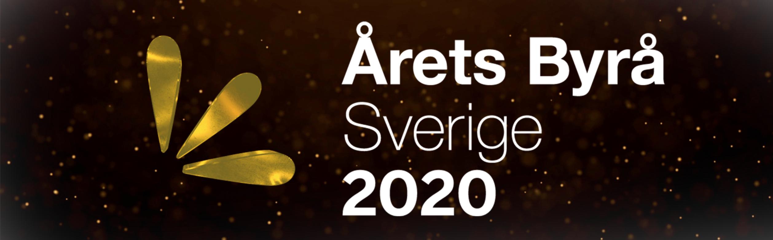Årets Byrå 2000-2020