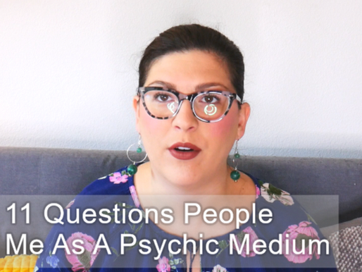 The Top 11 Questions I Get Asked As A Psychic Medium